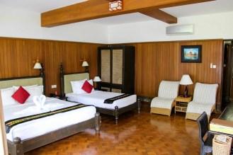 Zimmer Thande Beach Hotel Ngapali