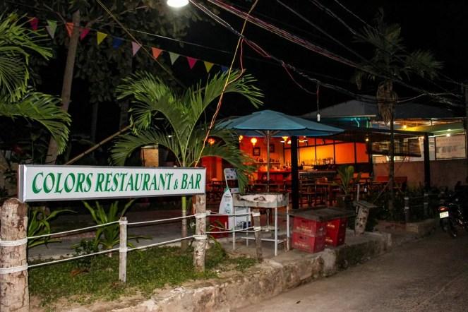 Colors Restaurant & Bar auf Phu Quoc