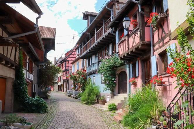 Dorf Eguisheim