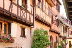 Eguisheim Fachwerkhaus