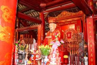 Statue Konfuzius Literaturtempel