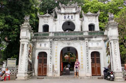 Quan Thanh Tempel Hanoi