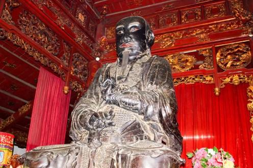 Tran Vu Statue Quan Thanh Temple