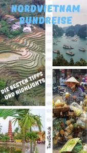 Vietnam Norden Reise - Sehenswürdigkeiten