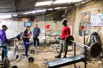 Gym Mathare Nairobi