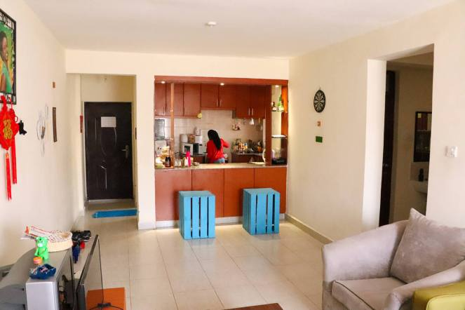 Homestay Cozy Room JKIA