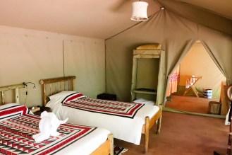 Masai Zelt Safari