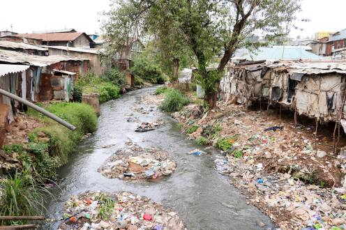 Mathare River