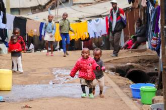Mathare Slum Kinder