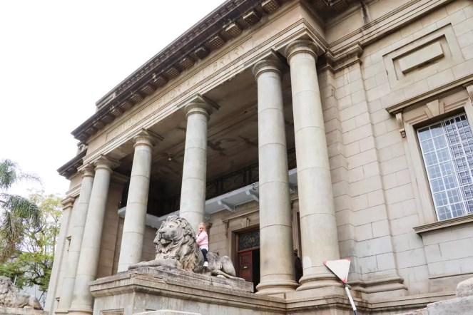 McMillan Memorial Library Nairobi