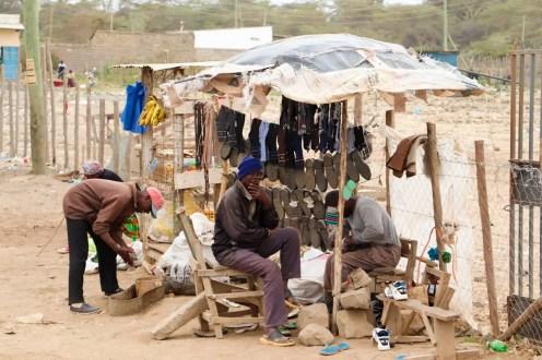 Schuhmacher Kenia