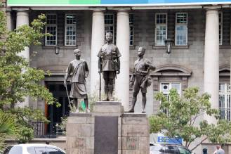 World War Monument Nairobi