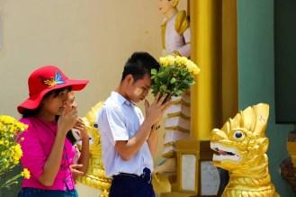 Beter Shwedagon Pagode