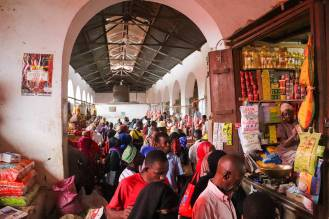 Darajani Market Sansibar