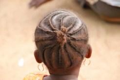 Haare Kind Sansibar