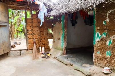 Hof Haus Dorf Sansibar