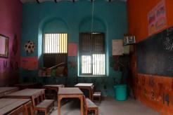 Klassenzimmer Mädchenschule