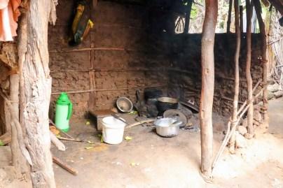 Küche Haus Village Tour Sansibar