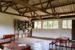Schulbibliothek Sansibar