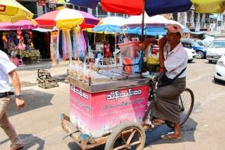 Verkäufer Yangon