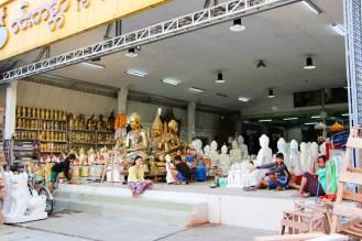 Verkauf Buddha Statuen