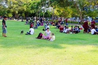 Yangon Maha Bandula Park