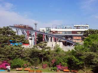 Aussichtsplattform Imjingak Park DMZ