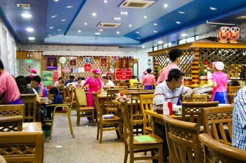 Aye Myit Tar Restaurant Mandalay