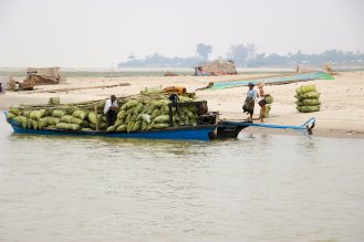 Boot Irrawaddy