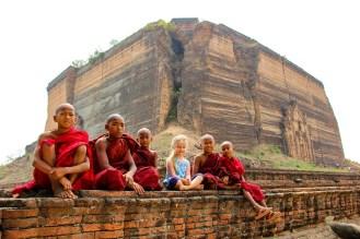 Mingun Pagode Myanmar