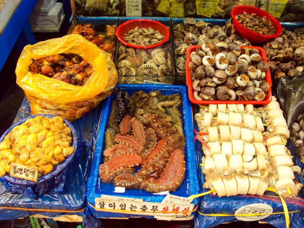 Fischmarkt Seoul