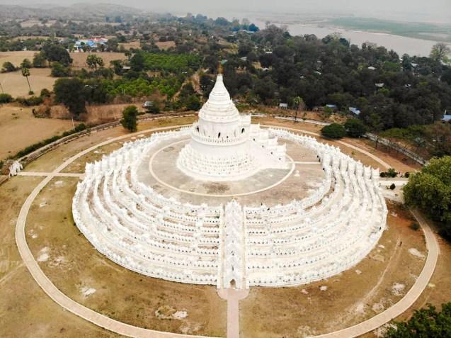 Hsinbyume Pagode Myanmar