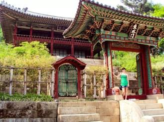 Juhamnu Pavillon im Secret Garden