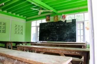 Klassenzimmer Klosterschule