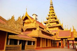 Mya Nan San Kyaw Mandalay Palace
