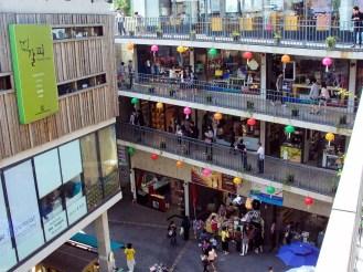 Ssamji-gil Insadong Seoul