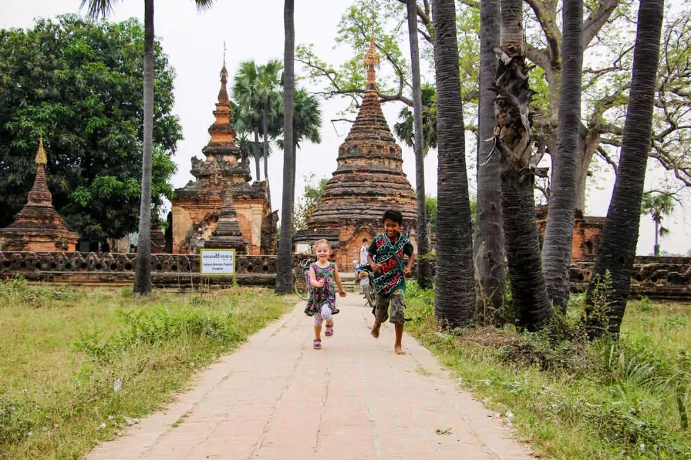 Yadana Hsemee Pagode Complex