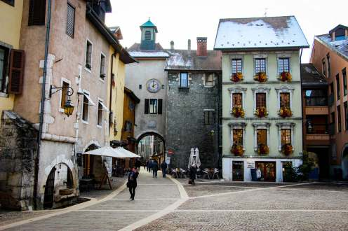 Altstadt Annecy