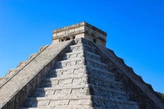 El Castillo Chichen Itza