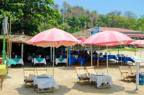 Ngapali Palace Beach Restaurant