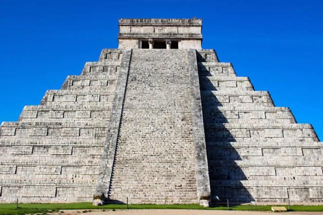 Pyramide des Kukulkáns