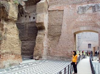 Caracalla-Thermen in Rom