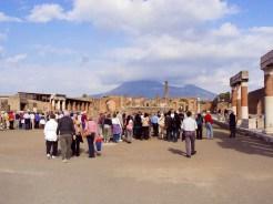 Forum Pompeji