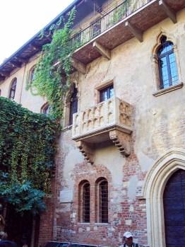 Haus der Julia in Verona
