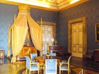 Zimmer im Königspalast von Caserta