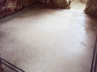 Mosaikboden in Herculaneum