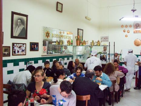Pizzeria da Michele in Neapel