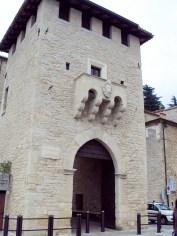 Porta San Francesco in San Marino