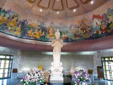 Buddha Doi Inthanon Pagoden