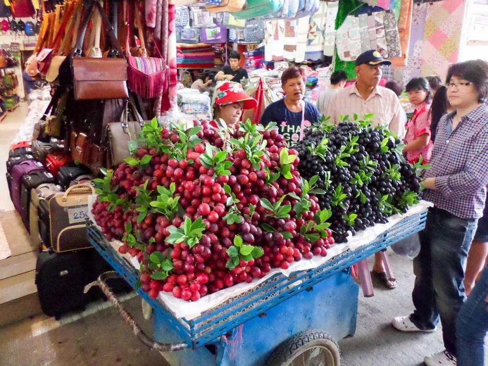Riesengroße Trauben